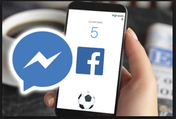 Facebook Messenger Football Game