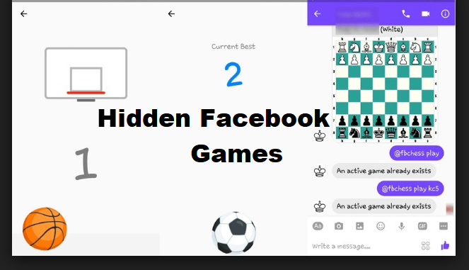 Hidden Facebook Games