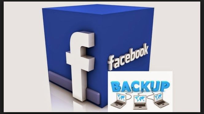 Backup Facebook Data