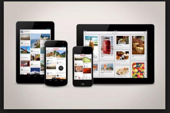 Pinterest Mobile App