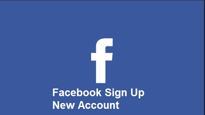 Facebook Sign Up New Account