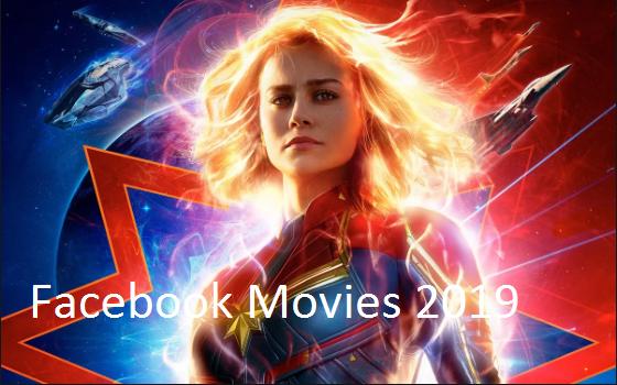 Facebook Movies 2019