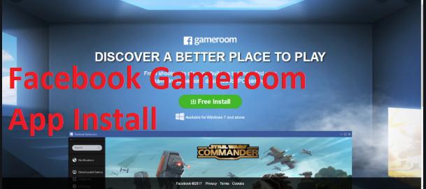 Facebook Gameroom App Install