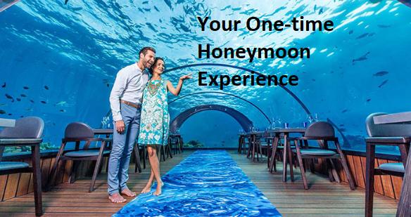 Tourist Attractions to Visit on Honeymoon