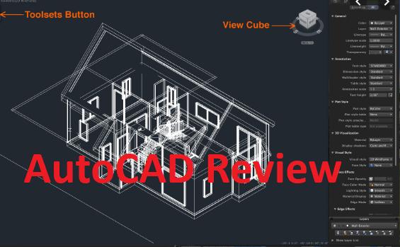 AutoCAD Review