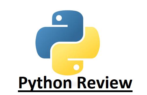 Python Review
