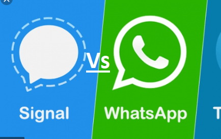 Whatsapp vs Signal