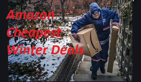 Amazon Cheapest Winter Deals to Go for