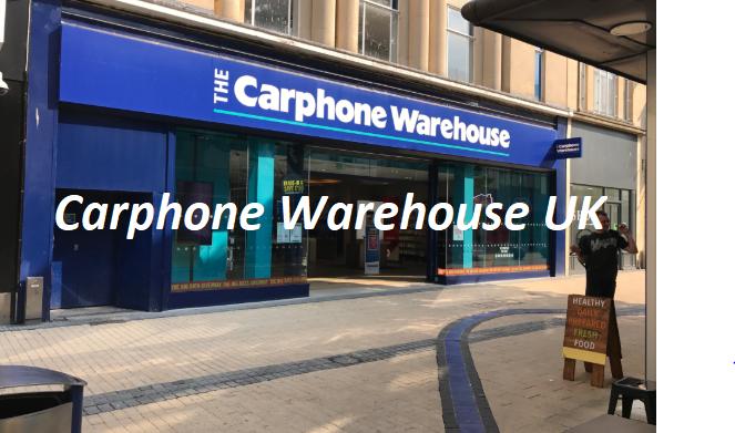 Carphone Warehouse UK