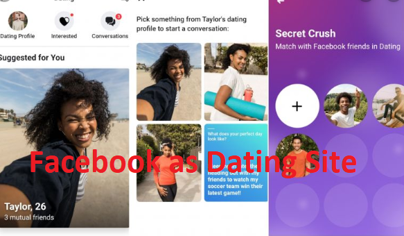 Facebook as Dating Site