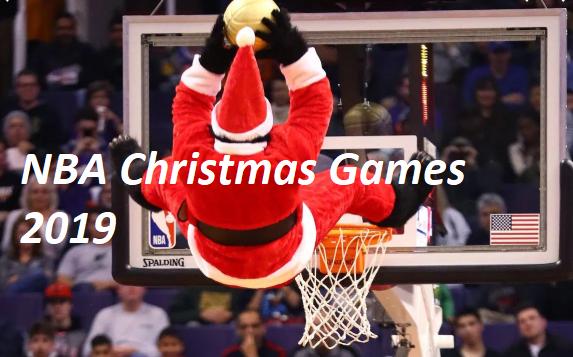 NBA Christmas Games 2019