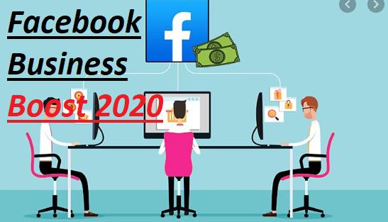 Facebook Business Boost 2020