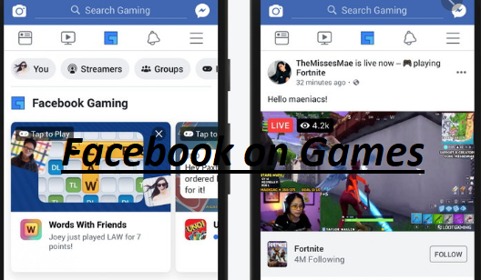 Facebook on Games – Facebook for Games – Play Games on Facebook