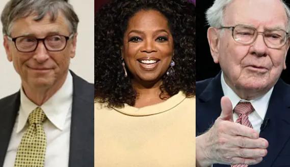 America's Favorite Billionaires