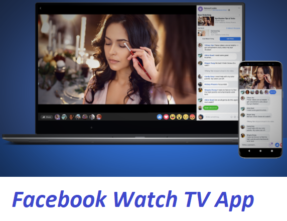 Facebook Watch TV App