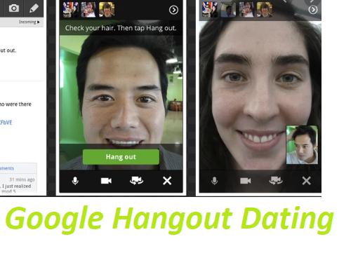 Google Hangout Dating