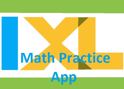 IXL Math Practice App