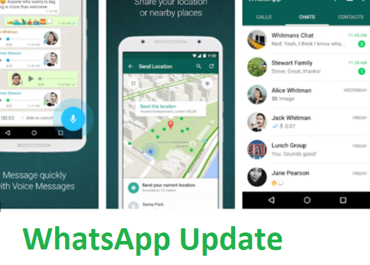 Update WhatsApp New Version