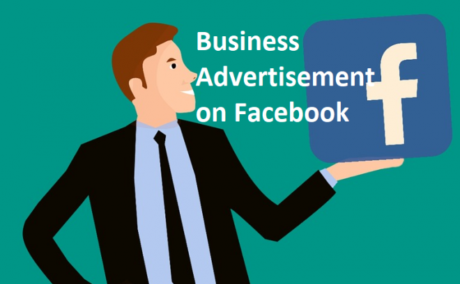 Business Advertisement on Facebook