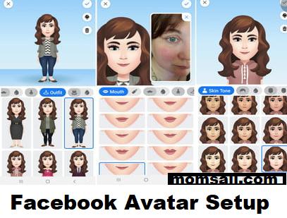 Facebook Avatar Setup