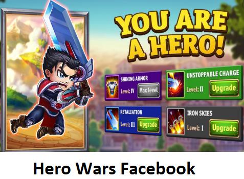 Hero Wars Facebook – How to Play Hero Wars on Facebook