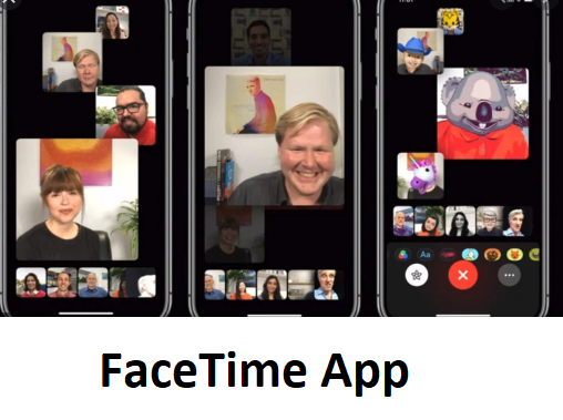 How to 3 Way FaceTime Using the FaceTime App