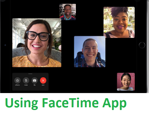 How to do 3 Way FaceTime