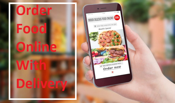 Order Food Online with Delivery