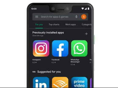 How To Activate Dark Mode In The Google Play Store App