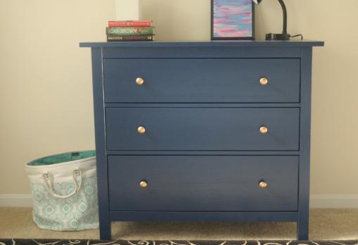 How To Paint Ikea Furniture Easily