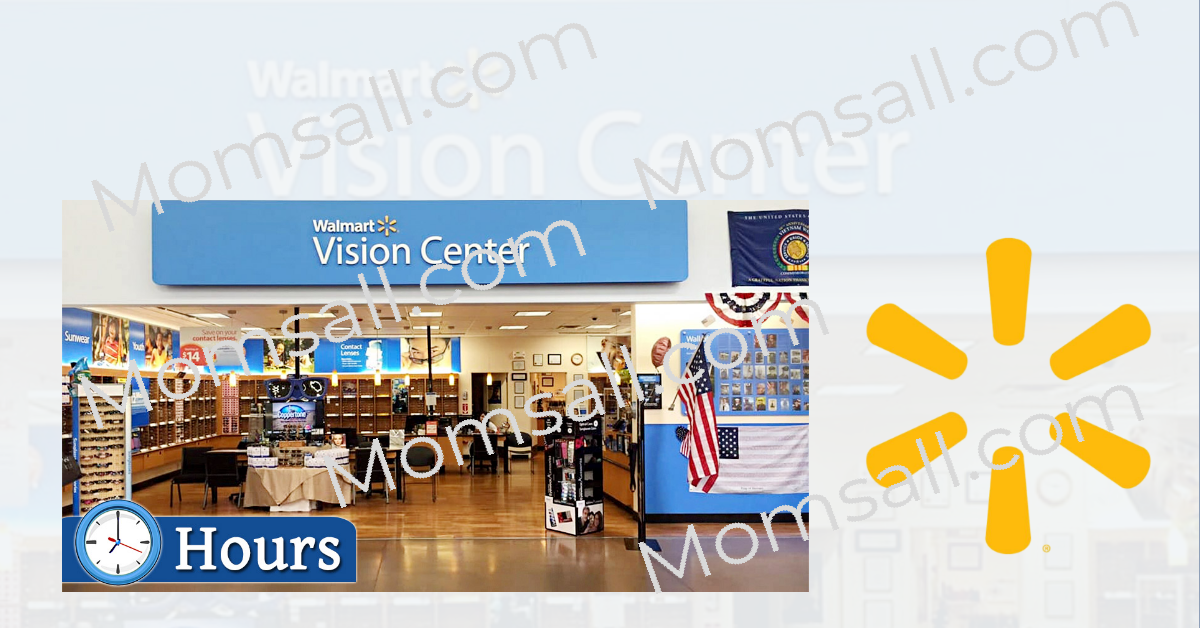 Walmart Vision Center