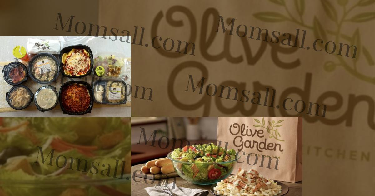 Order resume online olive garden