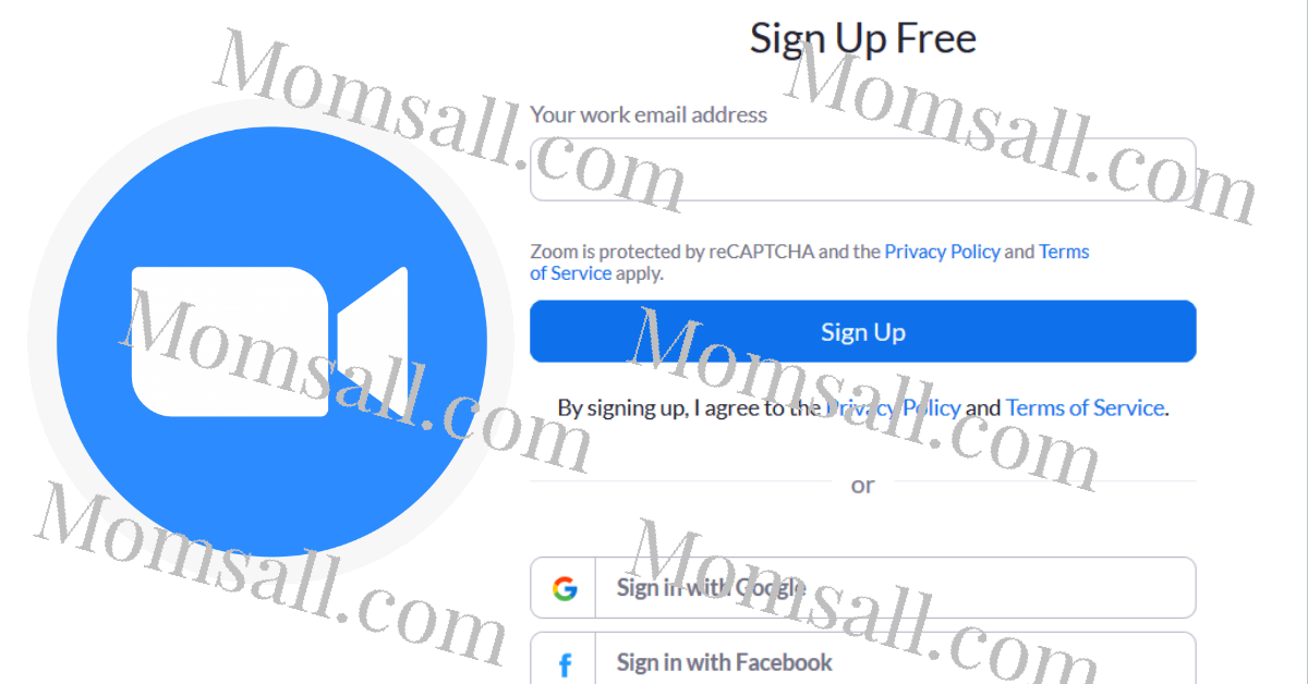 Zoom Free Account - How to Sign Up for Zoom Account | Zoom Account