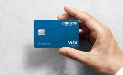 Apply for An Amazon Credit Card