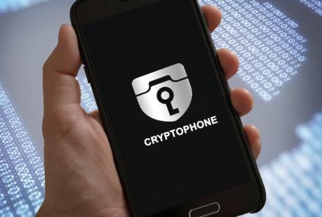 GSMK Crytophone
