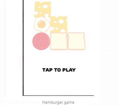 How To Play Hamburger Game On Facebook