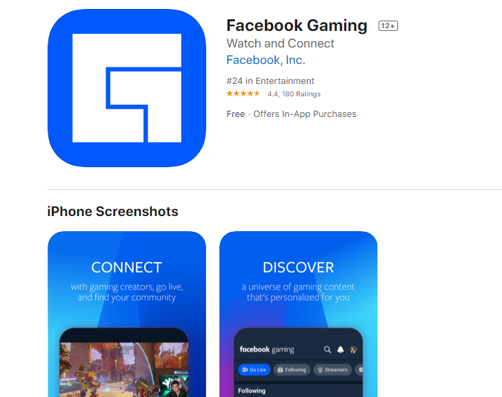 Facebook Gaming App Download Free (iOS & Android) - Facebook Gaming   Facebook Gaming App