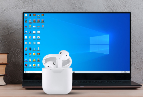 How To Pair AirPods With Windows PC