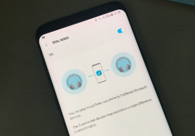How To Use Samsung Dual Audio
