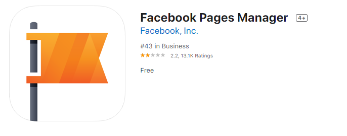 Facebook Pages Manager App Download Free (iOS & Android) – Download Facebook Pages Manager | Facebook Pages Manager