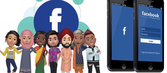 Facebook Avatar Mobile (iOS & Android)