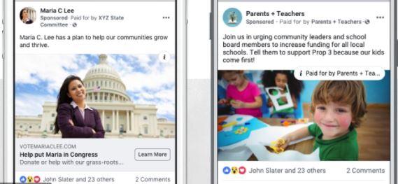 Facebook Sponsored Posts