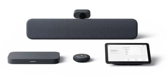 Google's Latest Project On Meeting Room Gear Focuses On Simplicity