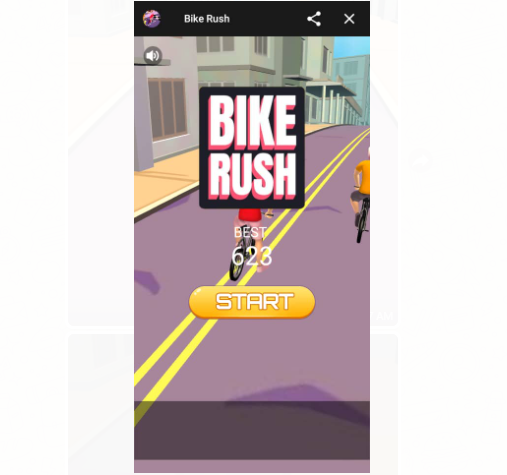 Hack On How To Win Online Bike Rush Game On Facebook Messenger