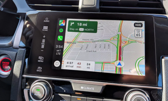 How To Use Google Maps For Navigation In Apple CarPlay