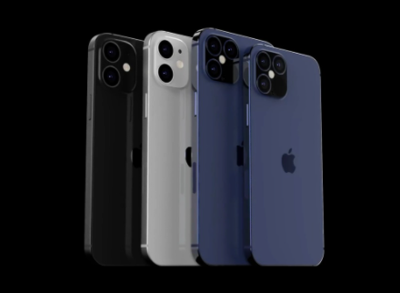 Apple's iPhone 12 iPhone 12 mini iPhone 12 Pro iPhone 12 Pro Max Differences