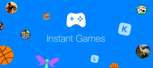 Facebook Instant Game Games