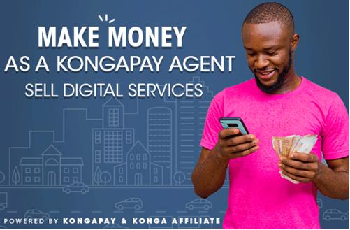 How to Make Money as a KongaPay Agent