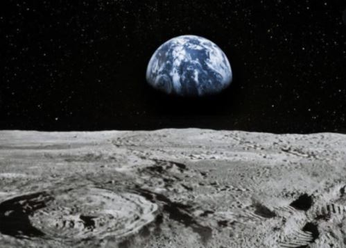 Nasa Detected Water On Moon's Sunlight Side
