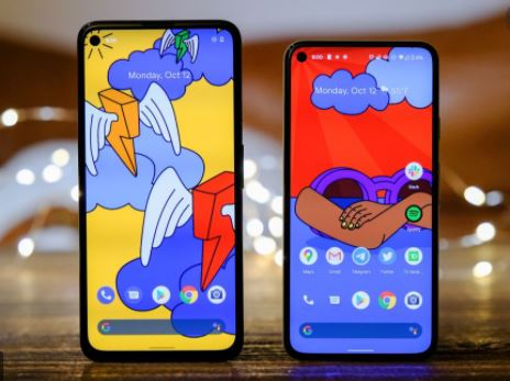 Reviews Just Came In For The Pixel %, Pixel 4a 5G And OnePlus 8T